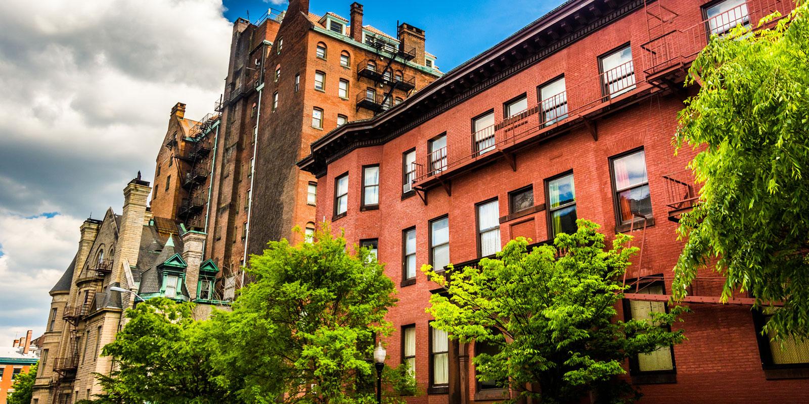 Rent furniture for your Baltimore apartment on 4WallsinBaltimore
